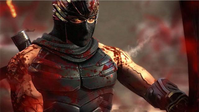 Ninja 3d Wallpaper Ryu Hayabusa Ninja Gaiden 3