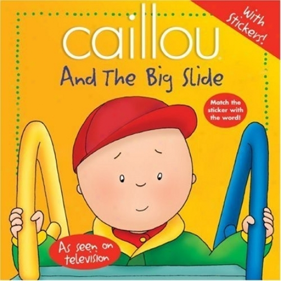 Anime Magic Wallpaper Caillou Images Caillou And The Big Slide Wallpaper And