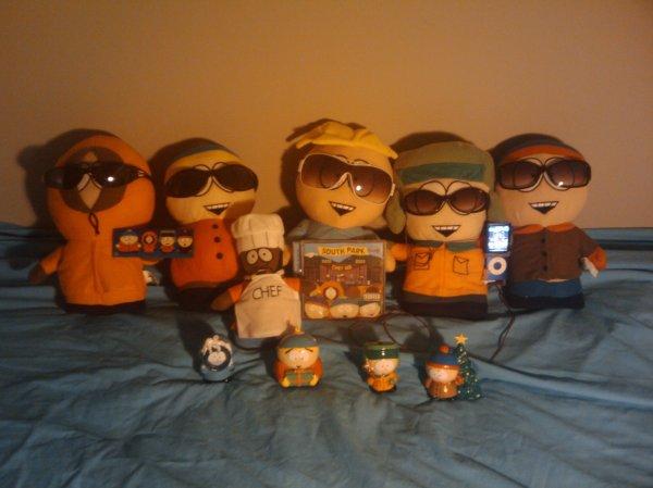 South Park Plush Dolls - Stuffed Animals 20492954
