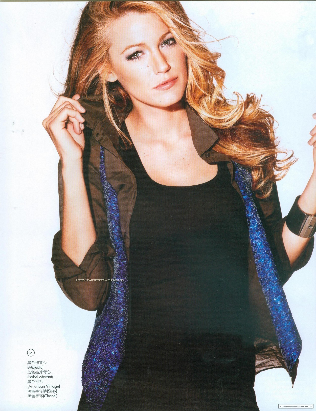 Serena Van Der Woodsen  Serena Van Der Woodsen Photo