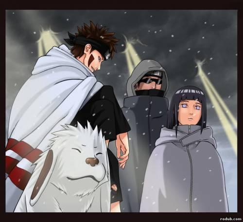 Naruto Fanart Rookie 9 Pics: Naruto Theories