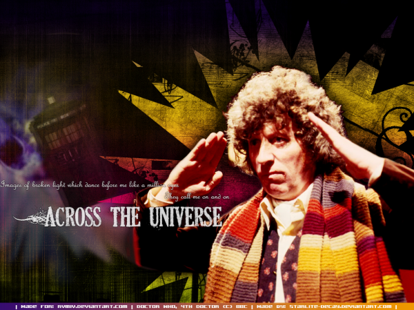 The Fourth Doctor images Awesome HD wallpaper and background photos 20809423