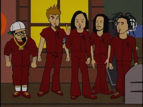 Image result for south park KORN'S GROOVY PIRATE GHOST MYSTERY