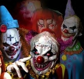scary clown scary clowns