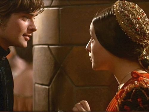 Image result for romeo and juliet meet zeffirelli