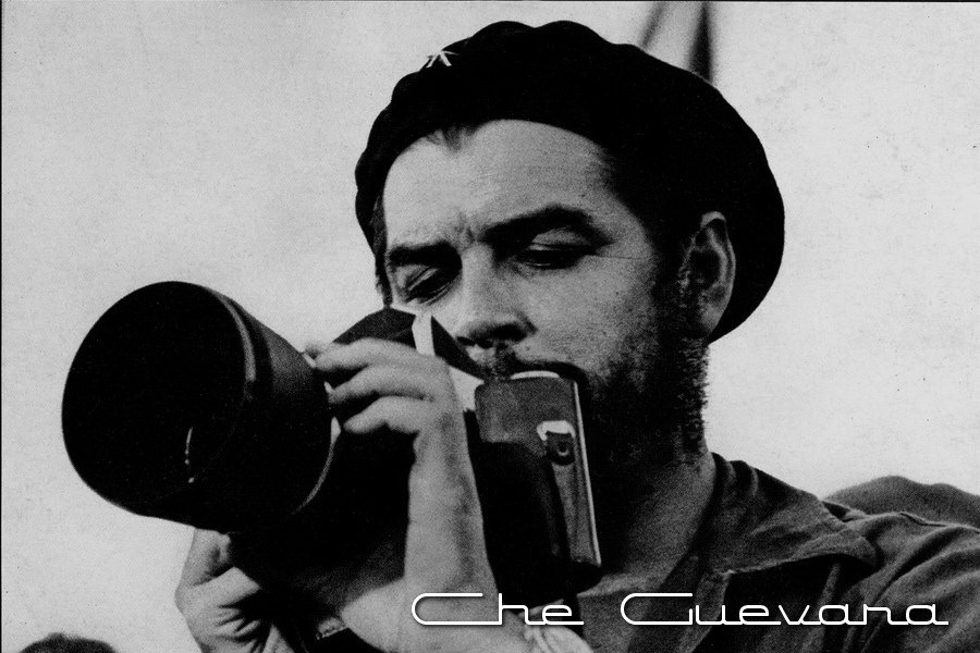 Che Guevara: Ikan Mati oleh Mulutnya Sendiri – fragmen perjalanan