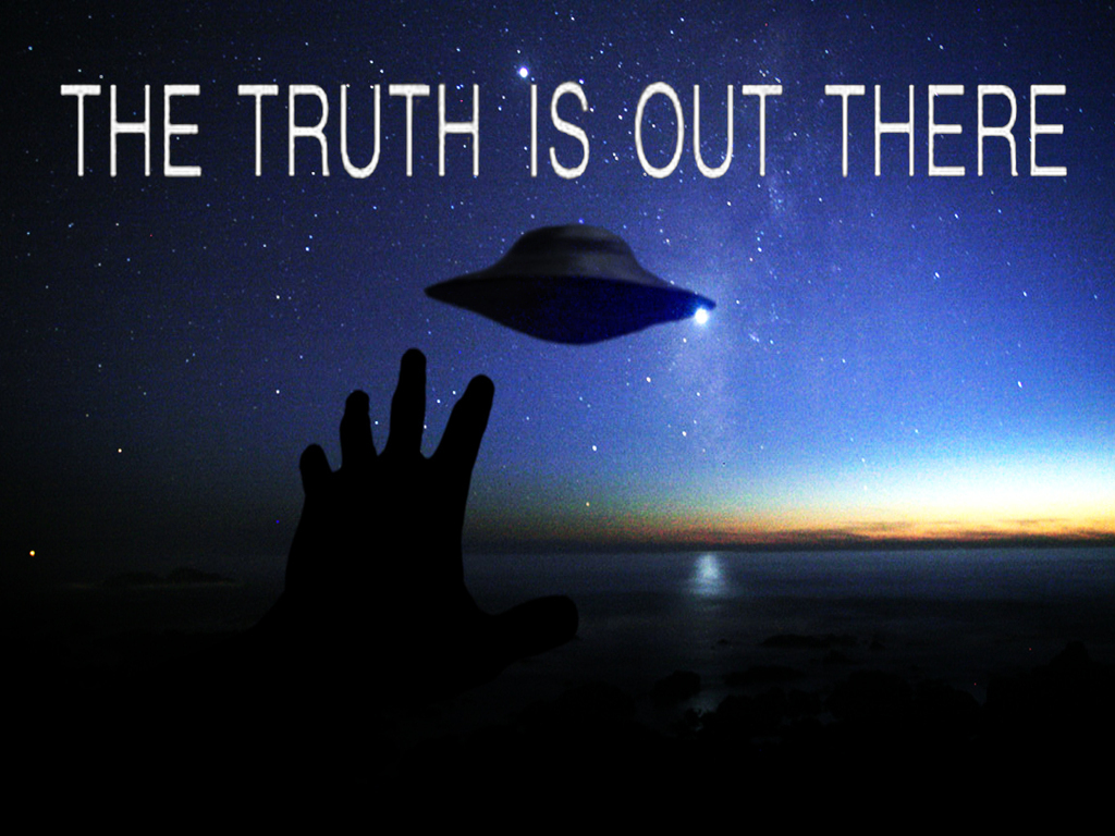a description of if the ufos are out there 02-ellen white and ufos: the truth is out there  with this just think what a contrast between such description and the climbing portrayal of television movies and .