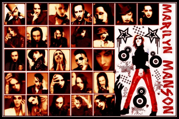 Image Result For Marilyn Manson