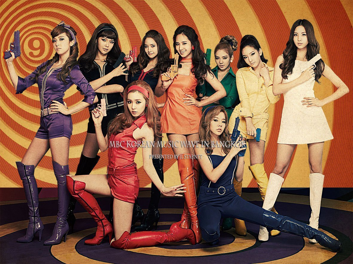 Image result for snsd hoot