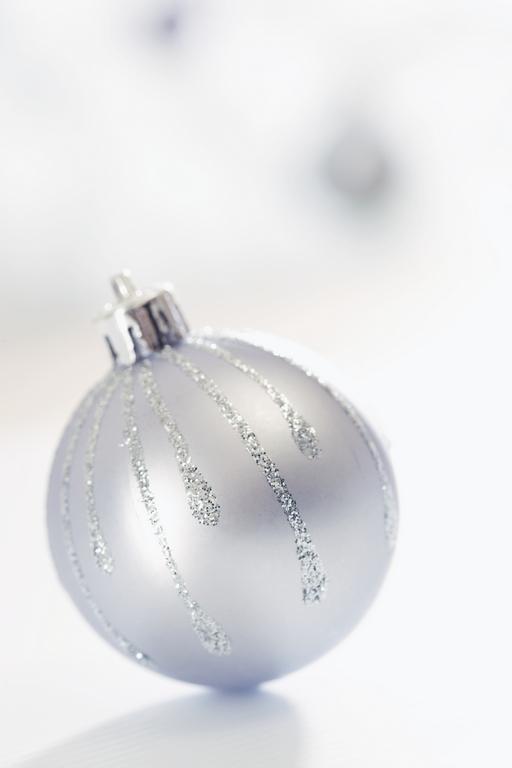 Cute Gingerbread Wallpaper Silver Christmas Ornaments Christmas Photo 22229586
