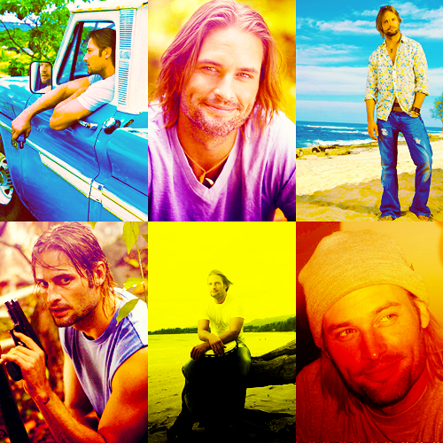 Josh  - josh-holloway fan art
