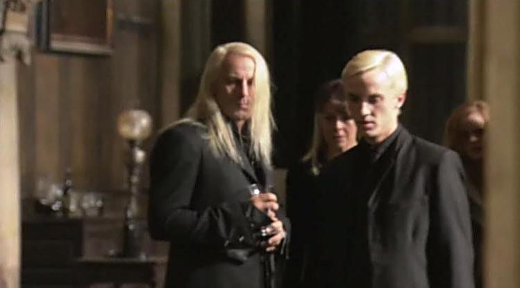 Voldemort Iphone Wallpaper Narcissa Lucius And Draco Malfoy Lucius And Narcissa