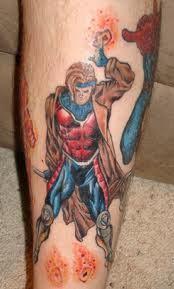 X Men Tatuajes X Men Foto 22343195 Fanpop