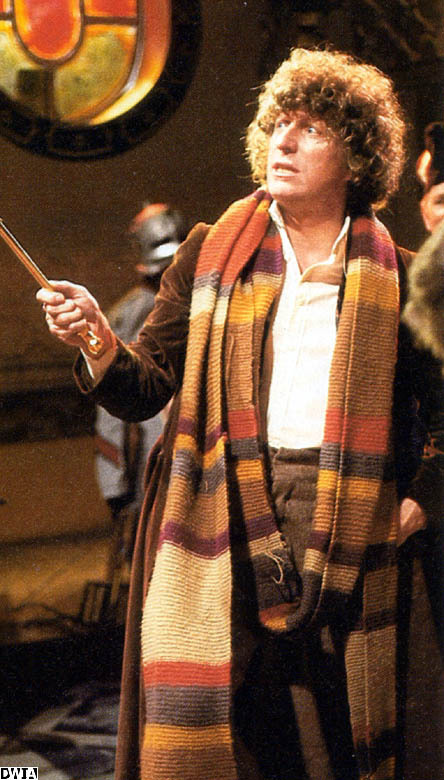 4th Doctor Tom Baker The Fourth Doctor Photo 22519313 Fanpop