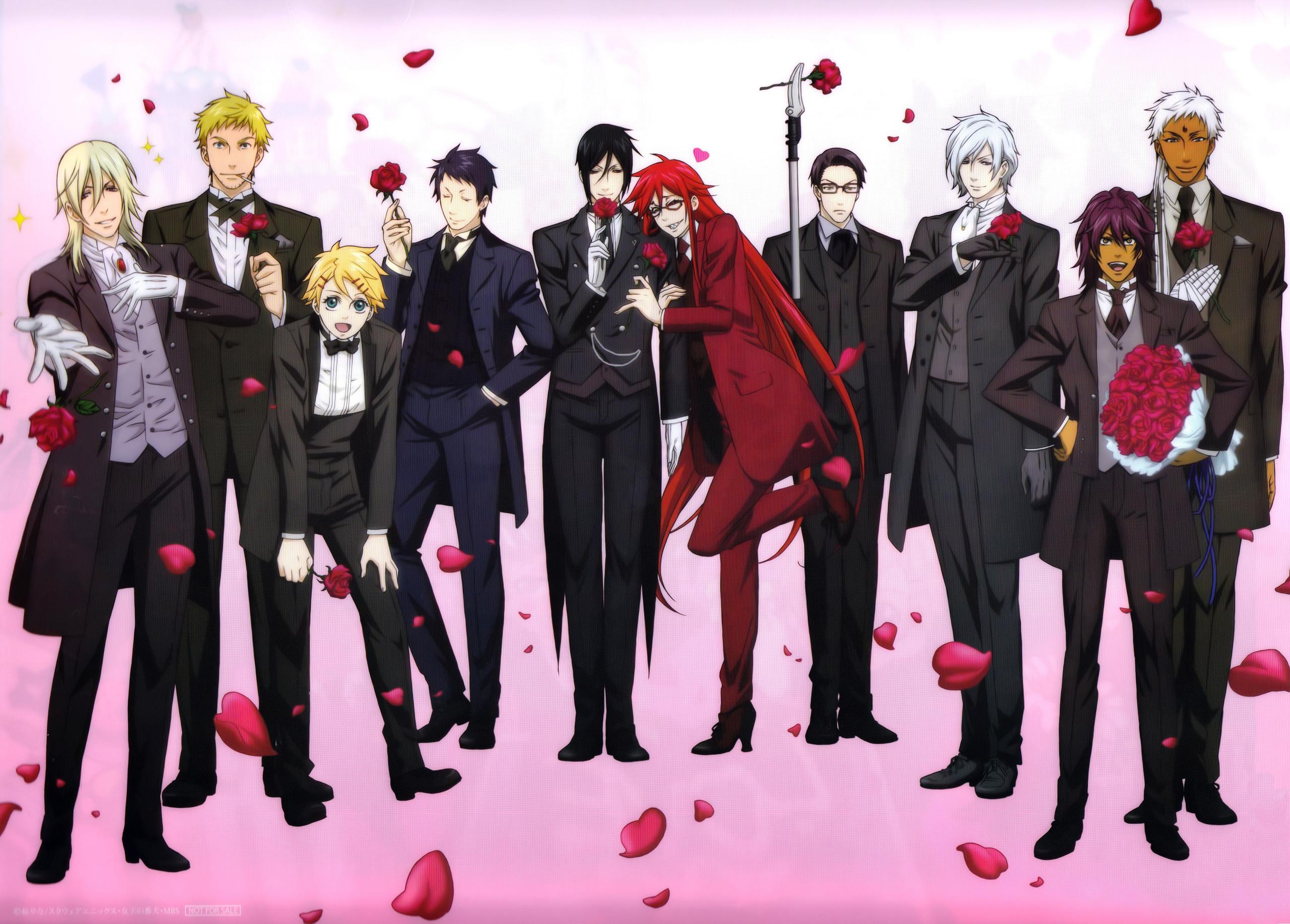Diabolik Lovers Cosplay Group