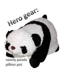comfy panda pillow pet - The Heroes of Olympus Photo ...