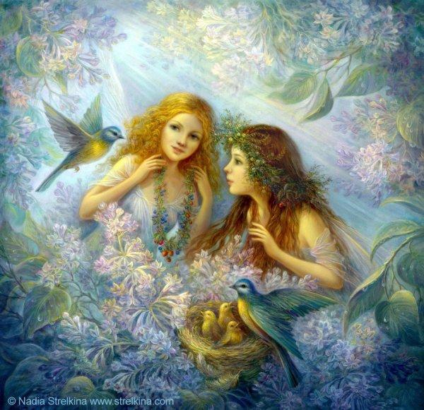 Fairy Fan Arts - Fairies Art 23157314 Fanpop