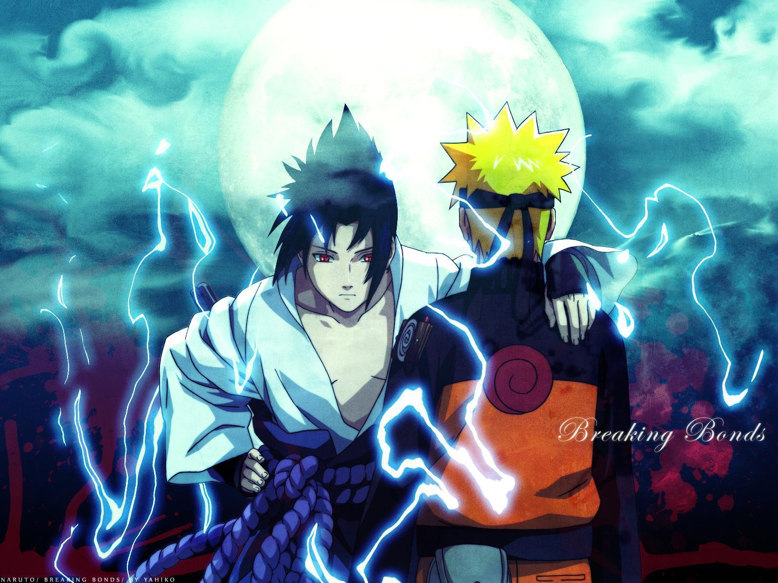naruto vs sasuke naruto