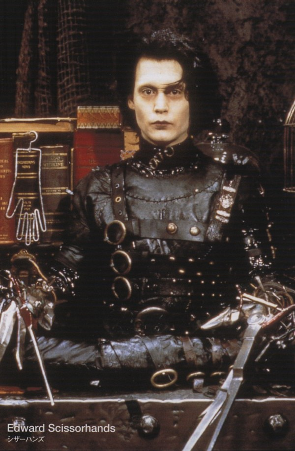 Edward Scissorhands Hd Wallpaper And Background 23334069