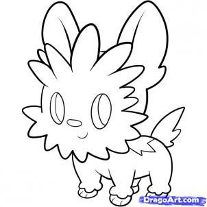Pokemon The Unova Region images Lillipup Drawing wallpaper