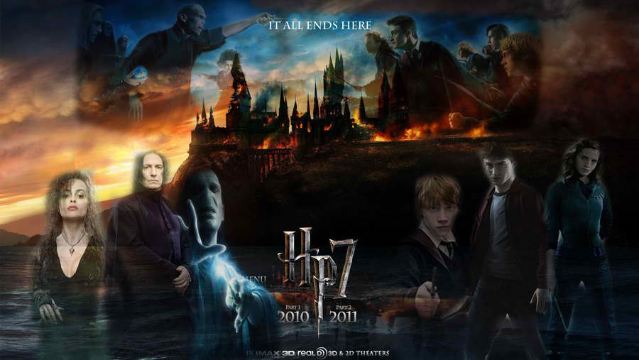 Sith Wallpaper Hd It All Ends Here Harry Potter Photo 23758837 Fanpop