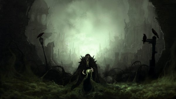 Dark Wizard - Micketo Wallpaper 24166824 Fanpop