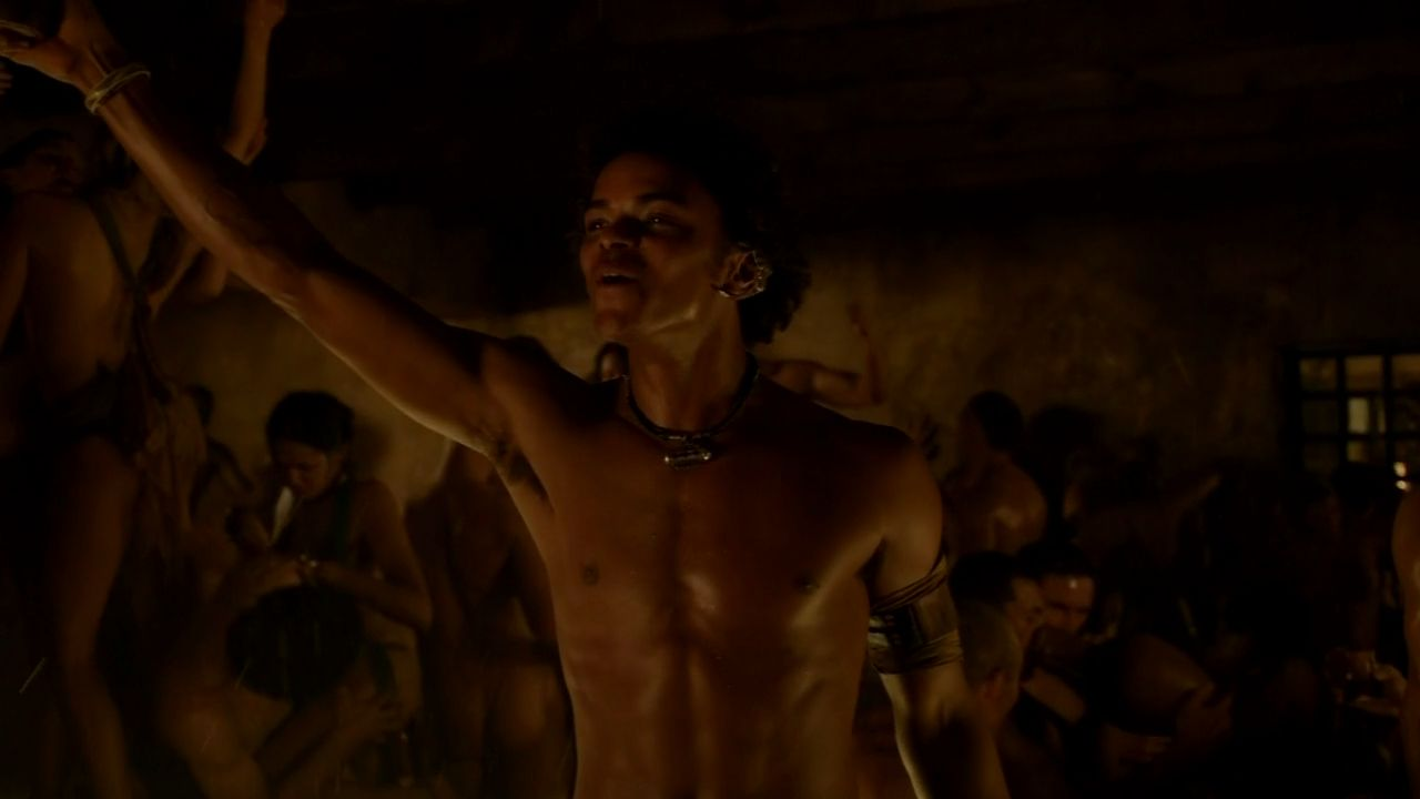 Spartacus 1x06  Delicate Things  Spartacus Blood  Sand
