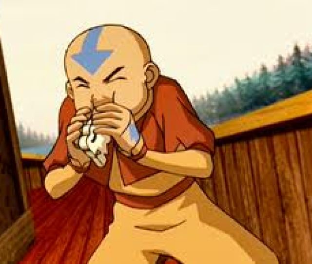 Avatar The Waterbending Scroll Images Aang Wallpaper And Background Photos