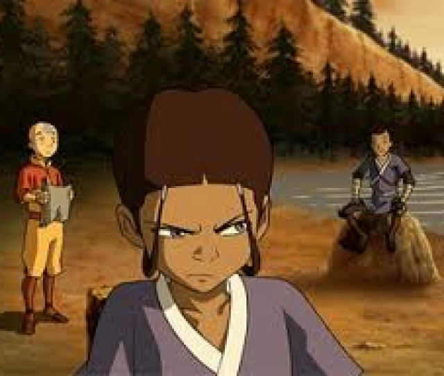 Avatar The Waterbending Scroll Images Kataraaang And Sokka Wallpaper And Background Photos