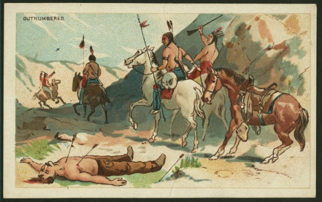 red-indians-white-man-killed