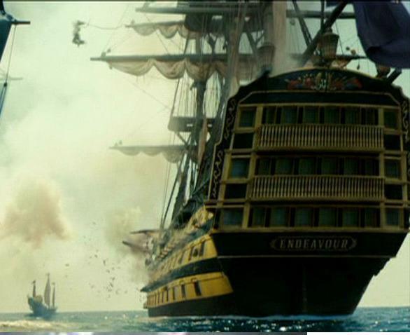 Which is your Favorit ship? - Piraten der Karibik - Fanpop