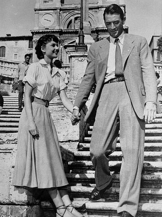 CELEBRITY HEIGHT  How tall was Gregory Peck  The