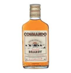 Commando Brandy 12 X 200ml Prices | Shop Deals Online ...
