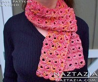 Ravelry: Broomstick Lace Scarf with Help Video pattern by ...