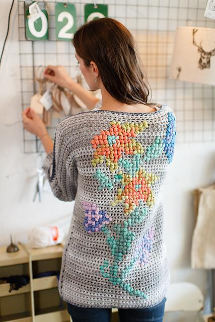 © Lucy Williams / Inside Crochet
