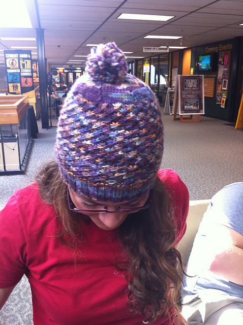Sarena's hippie hat