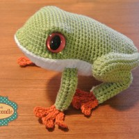 The Whole Knit & Caboodle Presents: Free Video Tutorial- Joining Amigurumi Pieces Using the Mattress Stitch