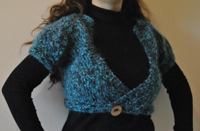 Mini sweater kintting tricot Stephanie Japel