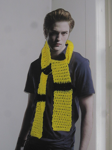 Hogwarts House Scarf Happyhookers Blog