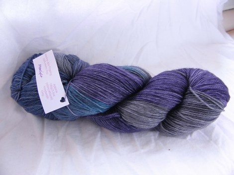 The Knittery Merino in Moonlight