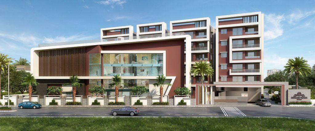 Newmark Prithvi Homes In Kompally, Hyderabad