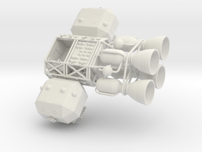 Moonbase SciFi Shapeways Miniatures