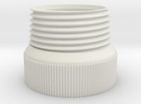DN20 BSP Male Thread to PET Bottle Cap 118 O Ring ...