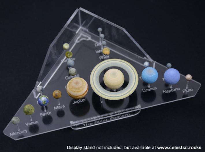 solar system models all