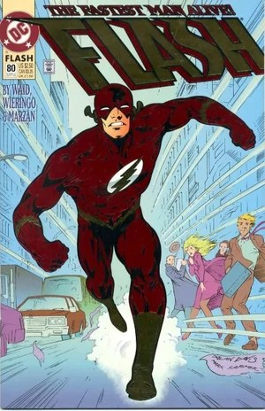 Flash Vol. 2 #80