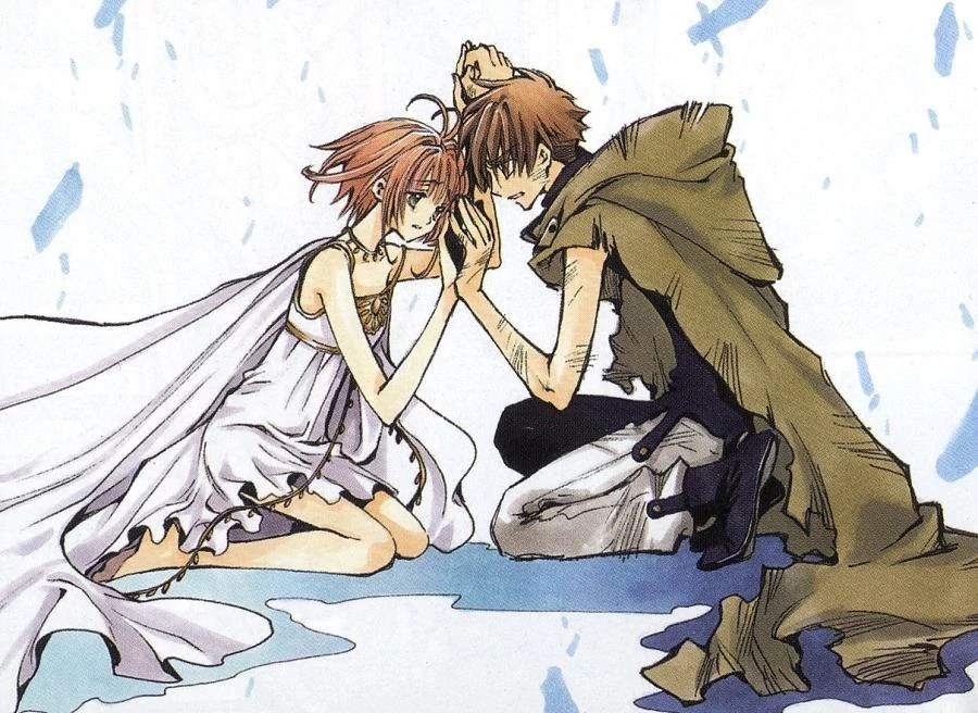 TRC Syaoran and Sakura