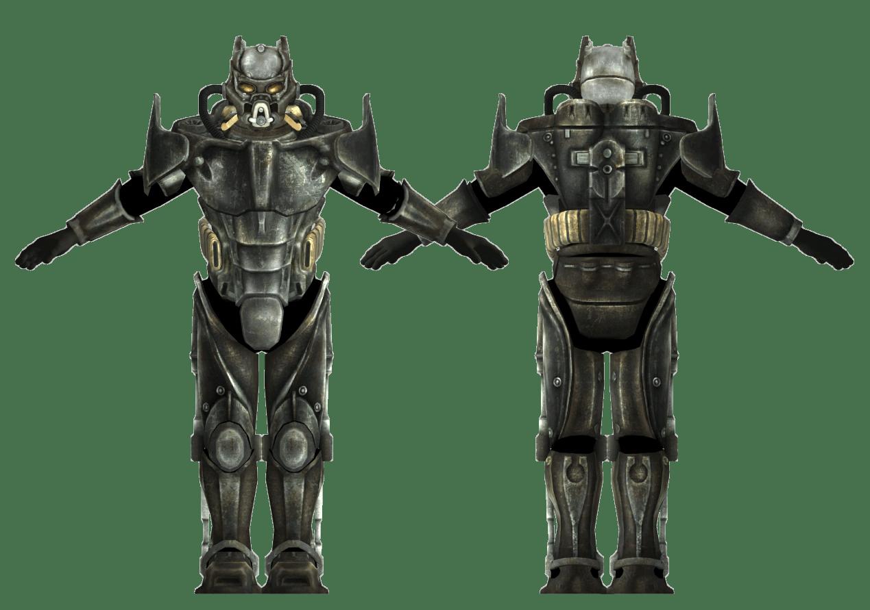Fallout New Vegas Stealth Armor Mod