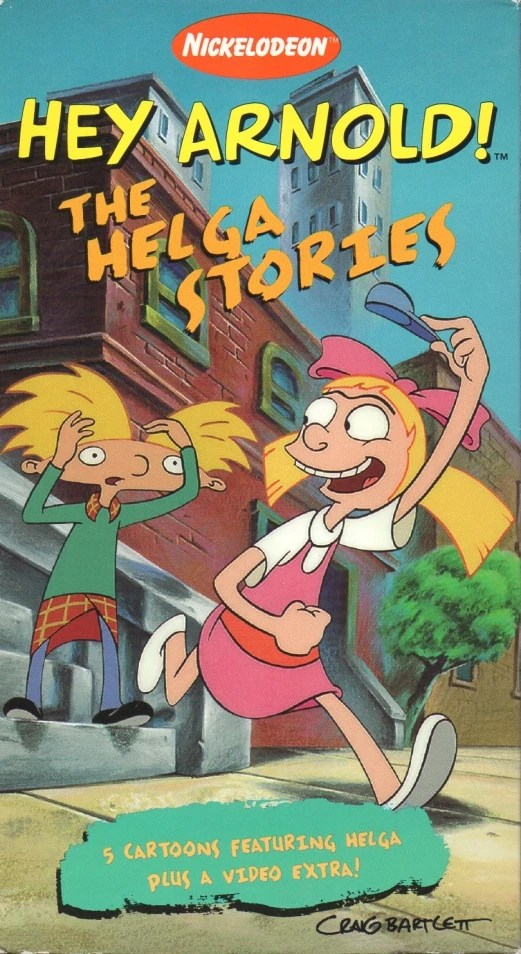 Hey Arnold videography  Nickipedia  All about