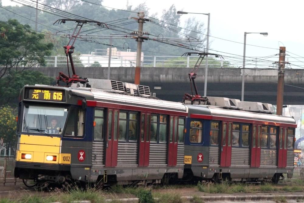 輕鐵列車討論4 - 鐵路討論 - 香港討論區 Discuss.com.hk - 香討.香港 No.1