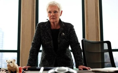 Judi Dench was snubbed for a Best Supporting Actress nomination at the 2013 Oscars